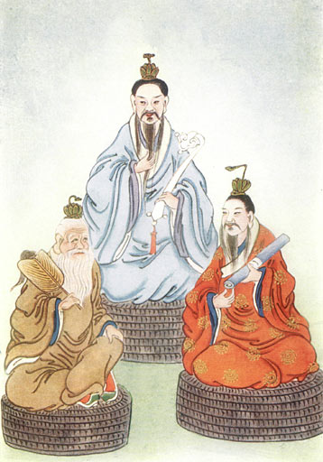 a discourse on taoist philosophy created by the modest thinker lao tze