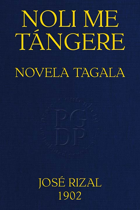 book report sa filipino noli me tangere Noli me tangere: spain, to rizal, was during the re-organizational meeting of the circulo-hispano-filipino the publication of a book to which all the members.