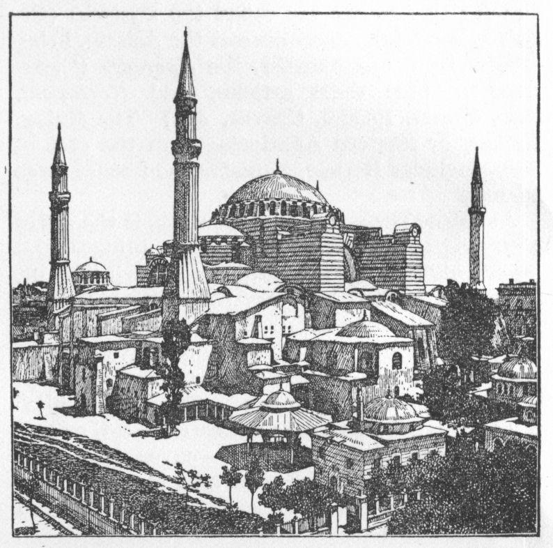 The new gresham encyclopedia volume i part 2 for Architecture byzantine definition