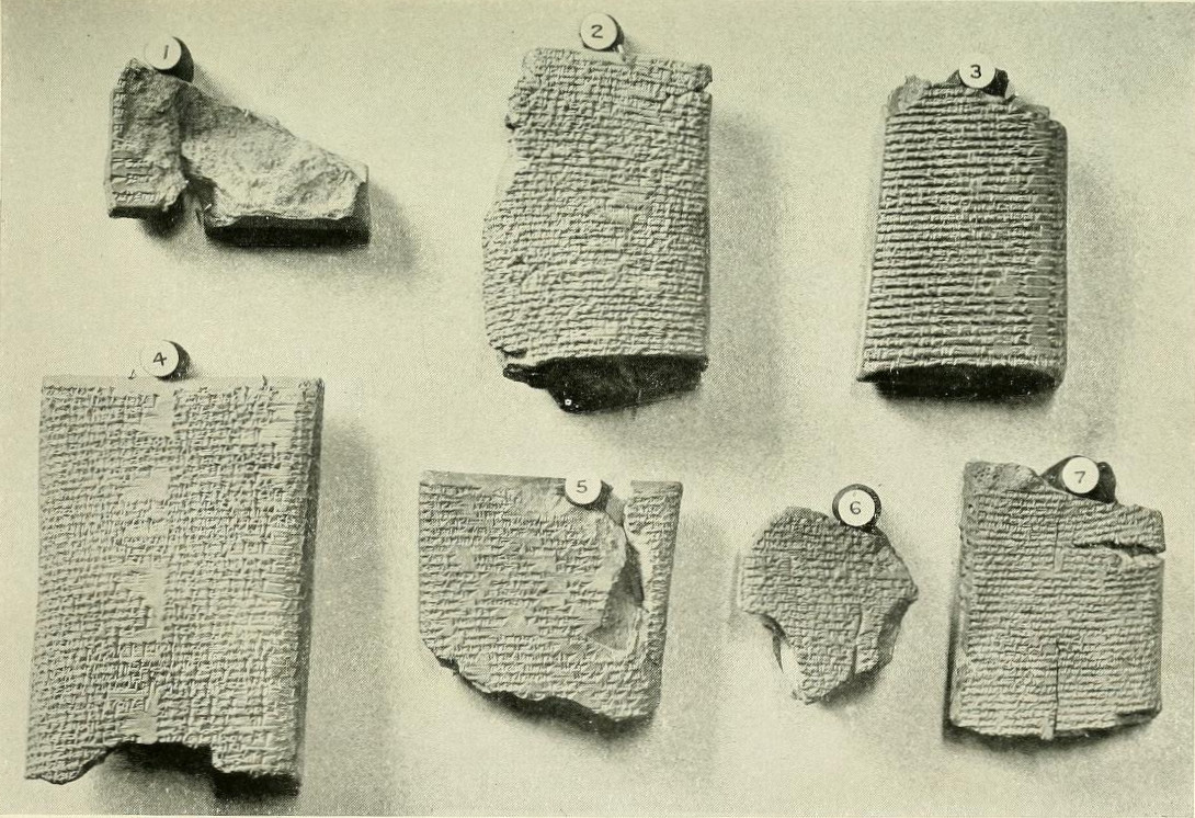 a comparison between the enuma elish babylonian cosmogony and the book of genesis