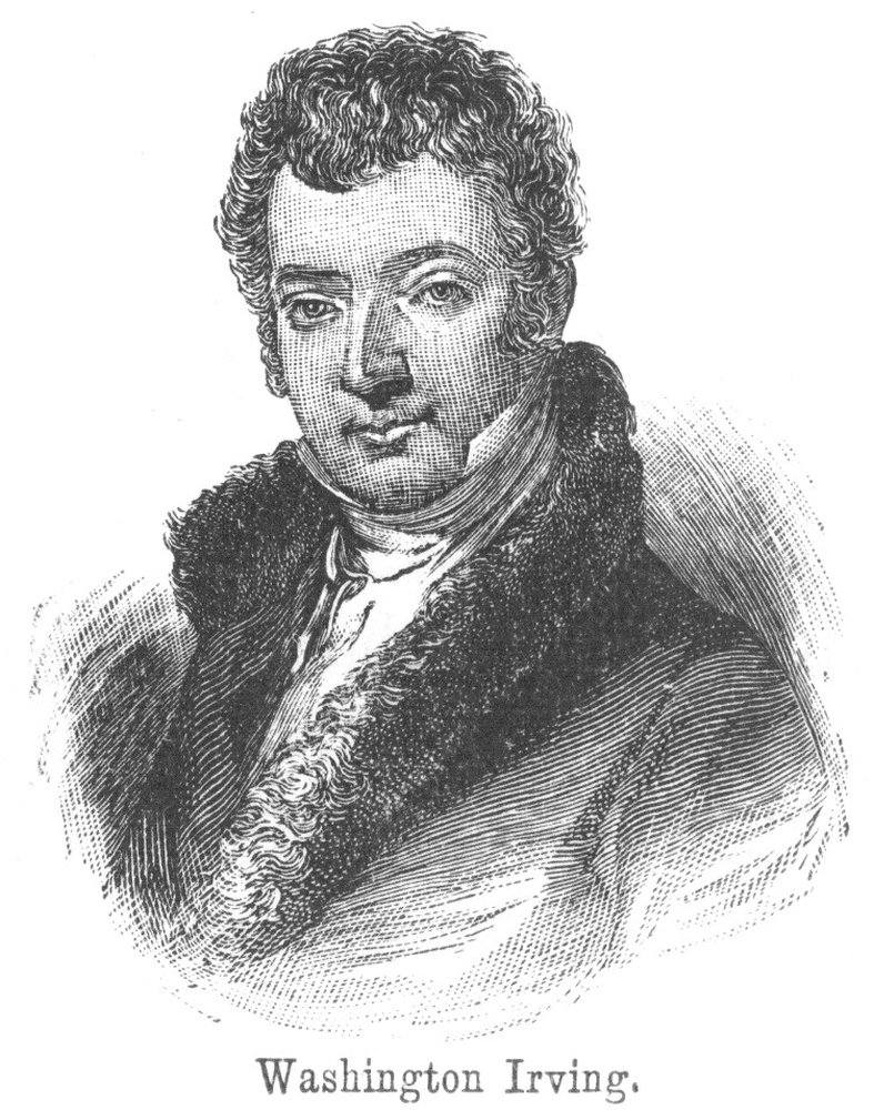 the unique style of washington irving Washington irving was a short story writer, famous for works like rip van winkle and the legend of sleepy hollow read about the life and works of washington irving.