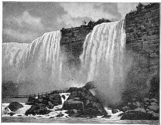 Niagara falls description essay