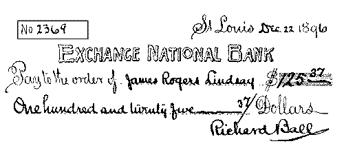 Cheques and Bank cheques