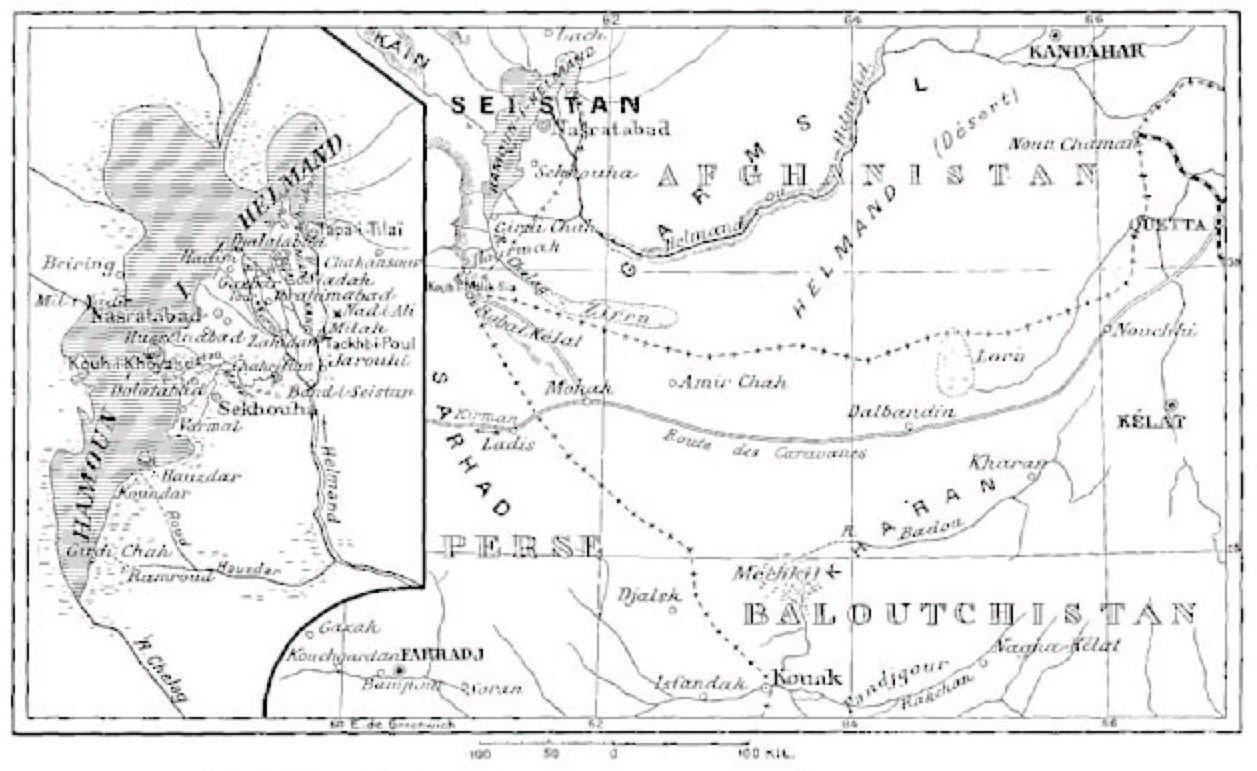 The project gutenberg e book of le tour du monde journal for Portent en arabe