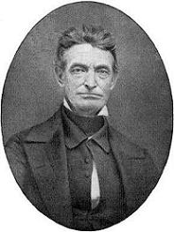 JOHN BROWN From a photograph about 1857
