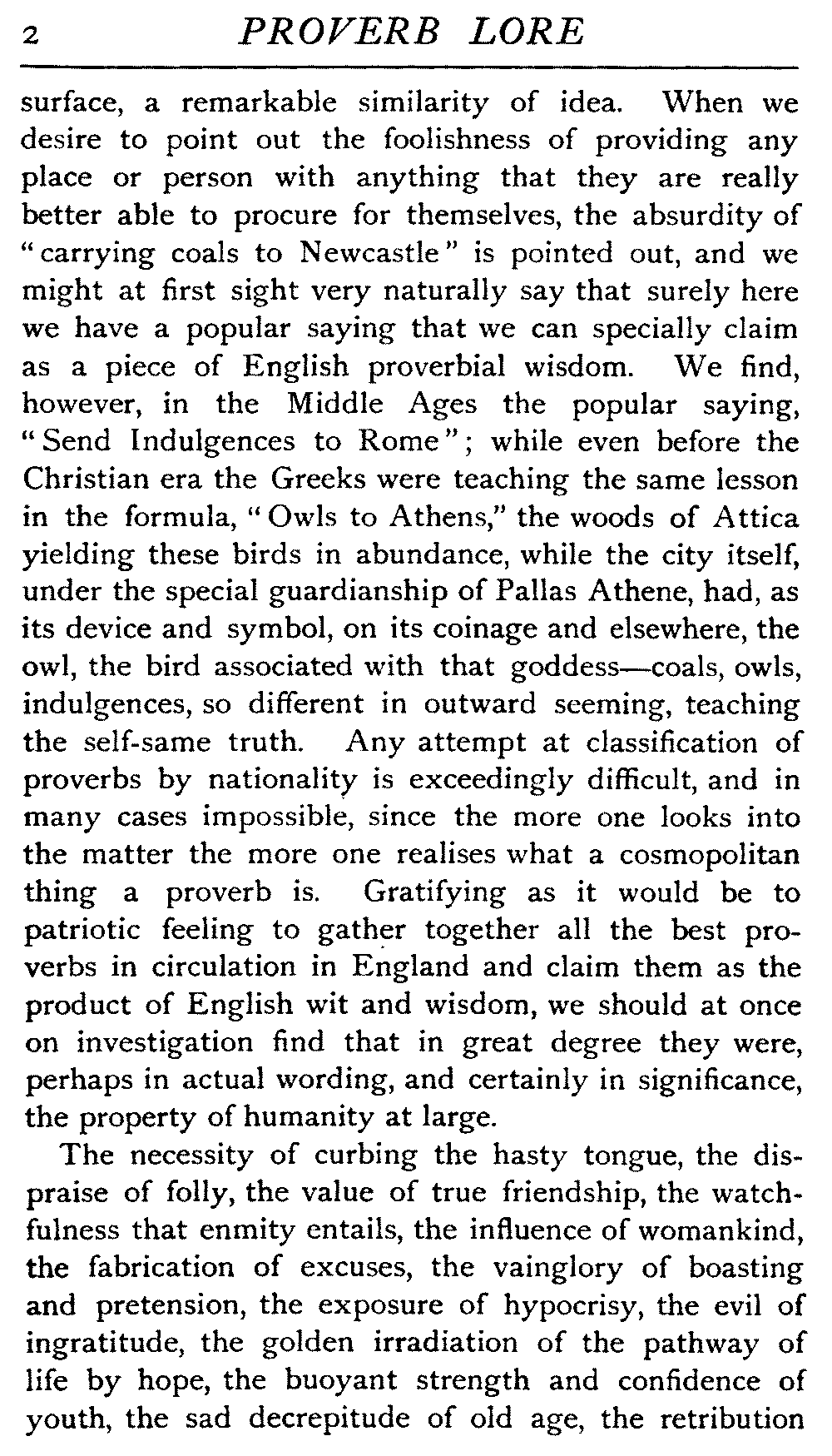 Help with an African Proverb writing assignment? (US History) 10 points?
