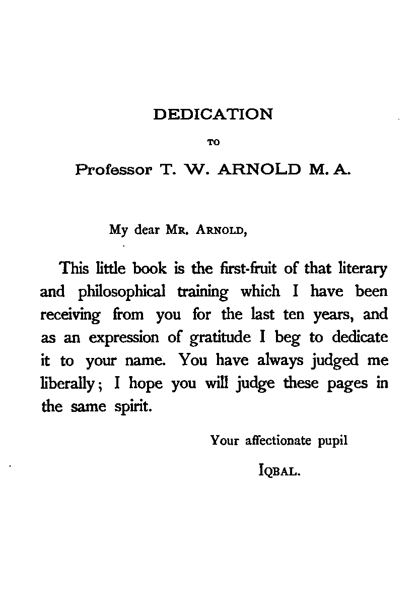 Dissertation dedication statement
