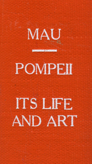 The Project Gutenberg EBook Of Pompeii Its Life And Art By