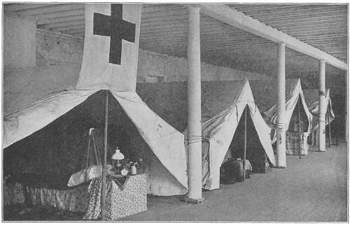 The Red Cross in Peace and War, by Clara Barton: a Project