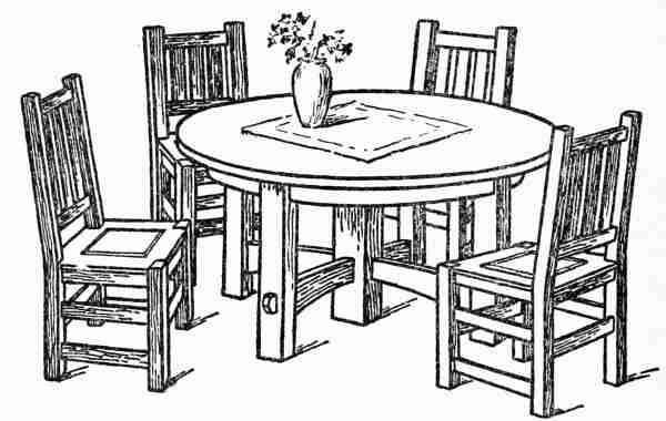 The project gutenberg ebook of the library of work and for Kitchen set drawing