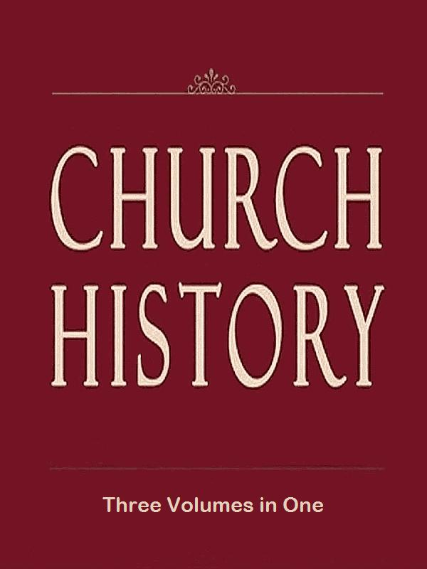 The project gutenberg ebook of church history by professor kurtz book cover fandeluxe Image collections