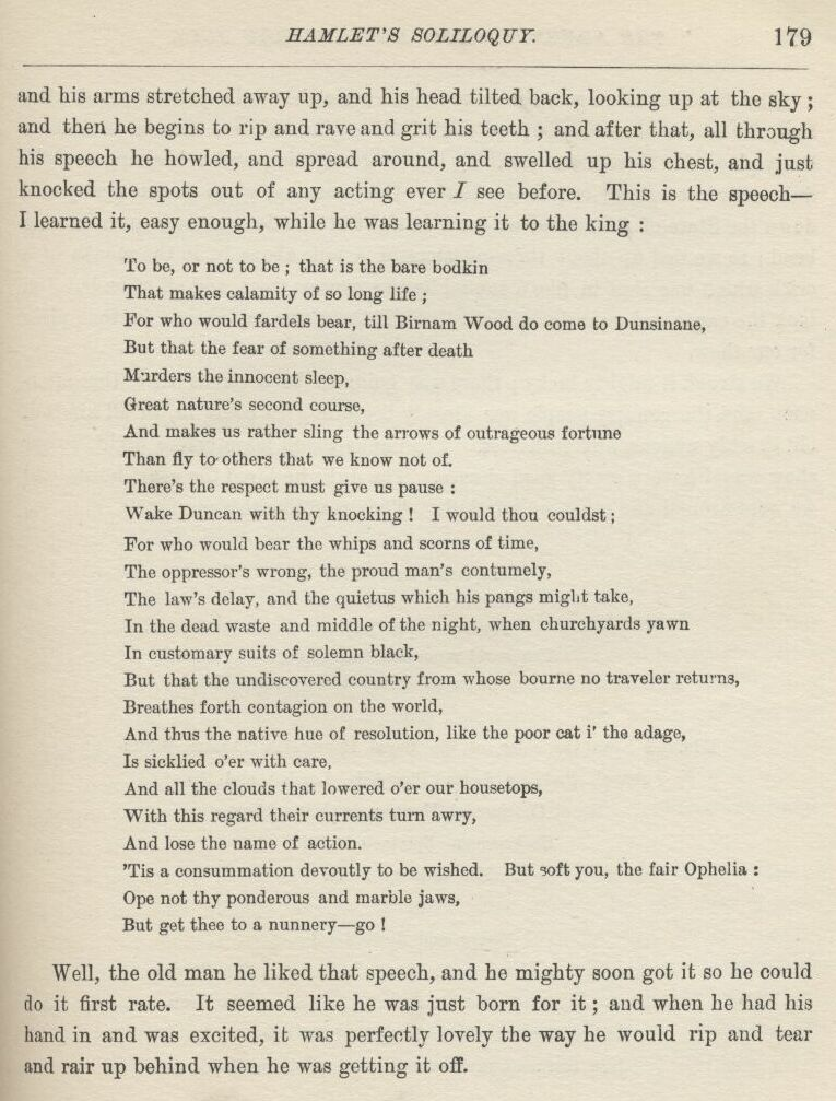 Hamlet's First Soliloquy (Act 1, Scene 2): Text, Summary, and Analysis